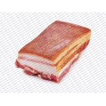 Грудинка свиная бескостная сырокопченая